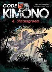 Afbeeldingen van Code kimono #4 - Staatsgreep